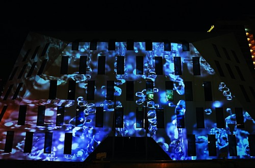French Embassy Projection1