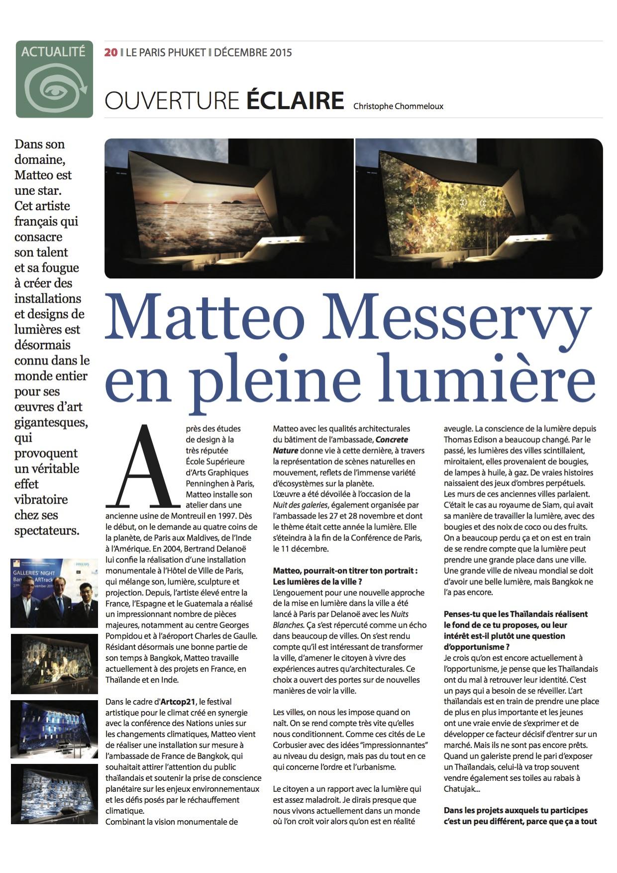 LE PARIS PHUKET_ArticleMatteoPage1